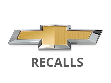 used Chevy engines and recalls