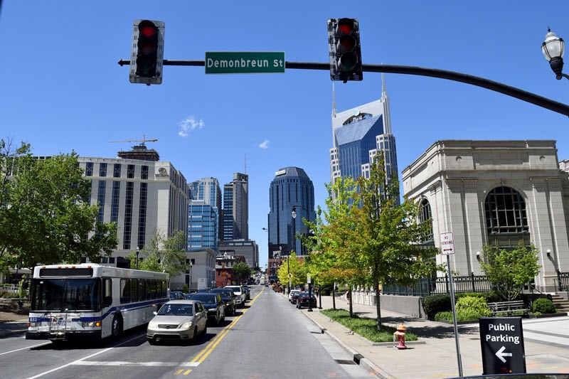 Tennessee skyscrapers
