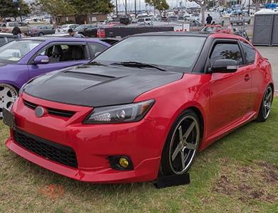 Scion tC coupe