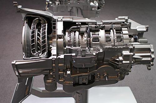 Ford truck transmission