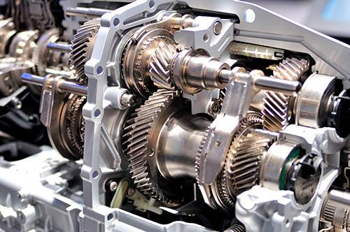 Honda transmission gearbox