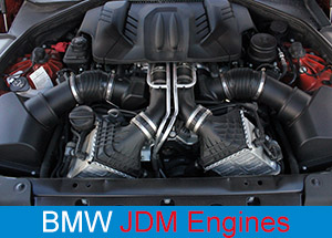 BMW JDM Engines