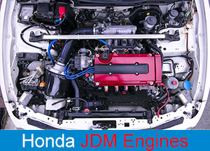 Honda JDM Engines