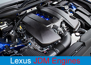 Lexus JDM Engines