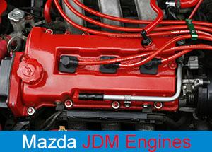 Mazda JDM Engines