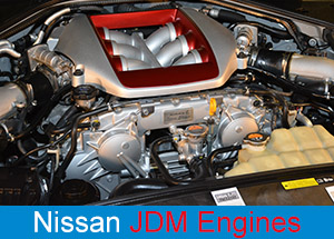 Nissan JDM Engines