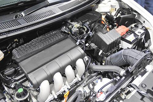 A used Integra JDM engine